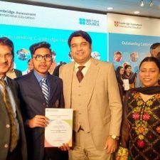 Cambridge Learner Award